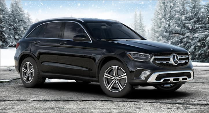 2020 GLC 350 Hybrid 4MATIC SUV with Premium & Tech Package
