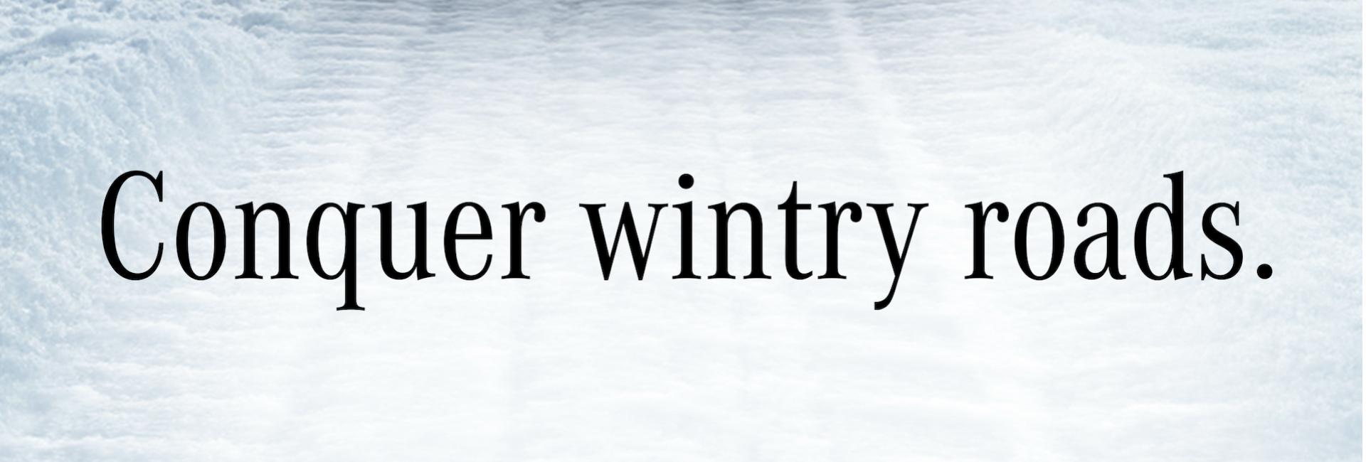 Winter Tire Event