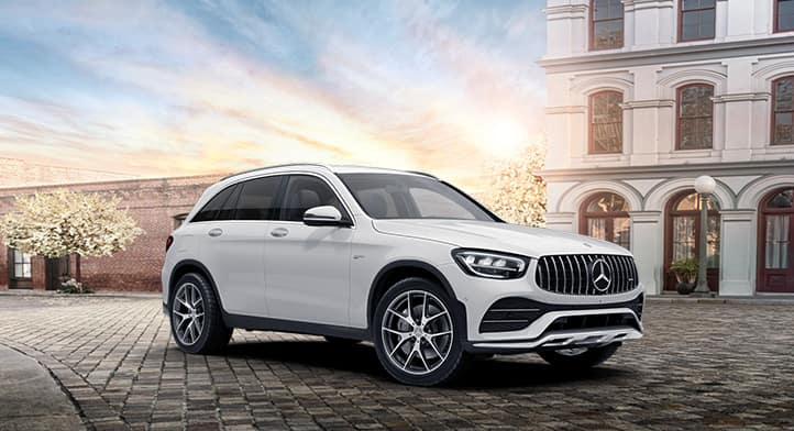 2021 Mercedes-AMG GLC 43 4MATIC SUV with Premium + Tech + Night Packages