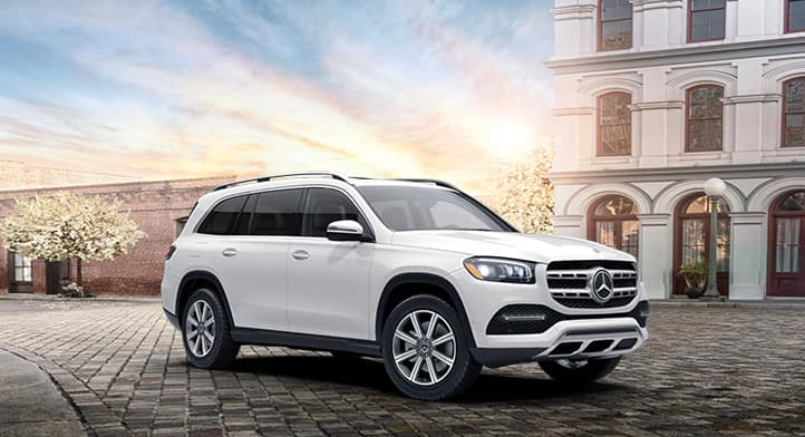 2021 GLS 450 4MATIC SUV with Premium + Technology Packages
