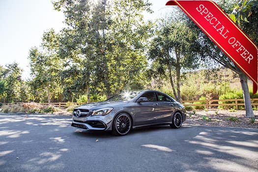 New vehicle specials mercedes benz of foothill ranch for Mercedes benz foothill ranch service specials