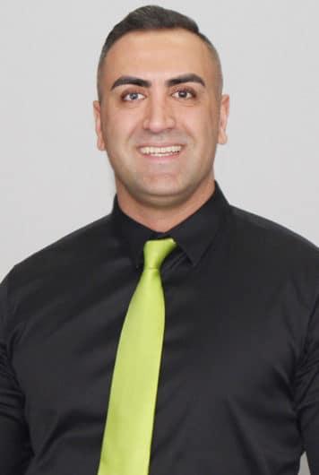 Ray Sadeghi