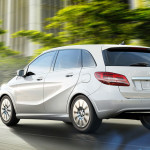 B-Class Electric Drive Technology