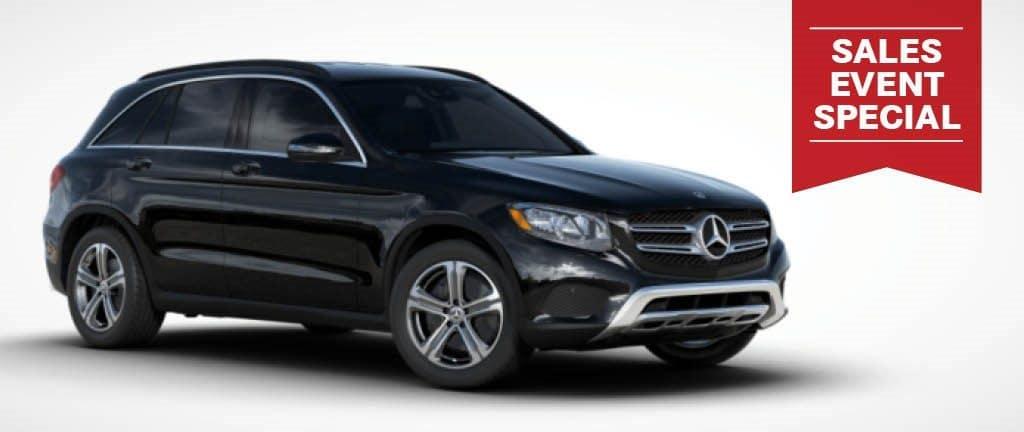 2019 Mercedes-Benz GLC 300 Previous Service Loaner