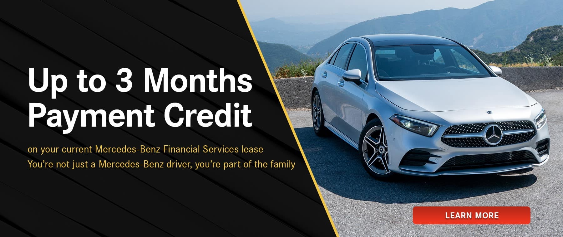 Up to 3 months credit