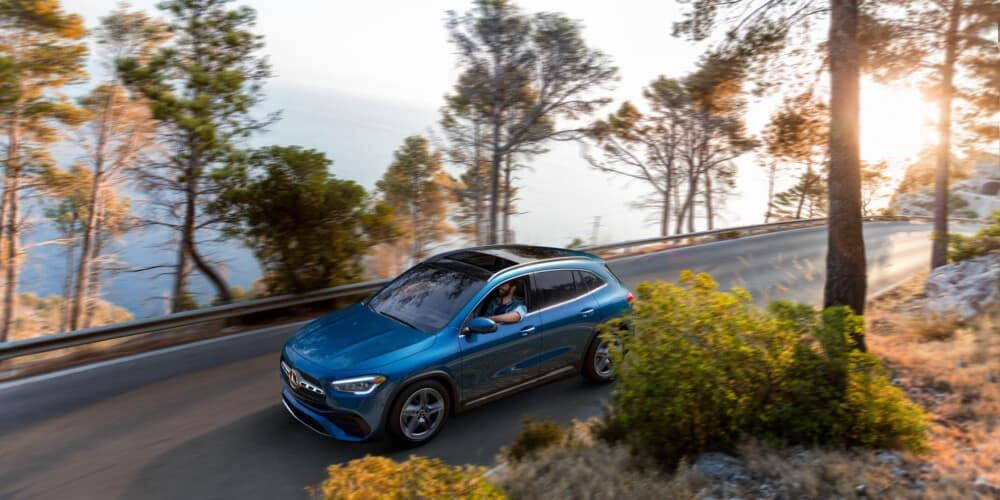 2021 Mercedes-Benz GLA Near Lake Side