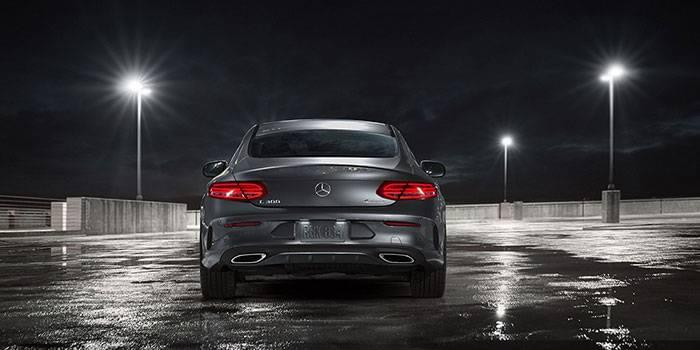 2017 C 300 Coupe