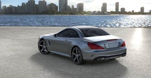 2017 SL 550