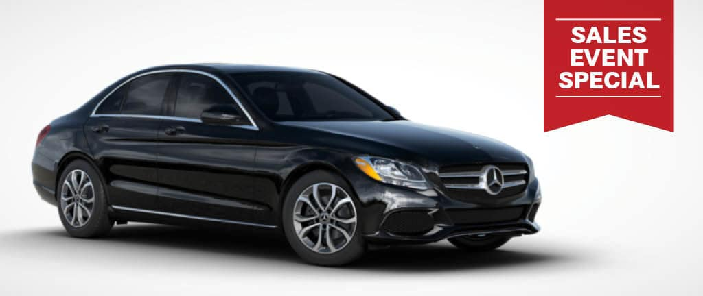 2019 Mercedes-Benz C 300 Previous Service Loaner Vehicle