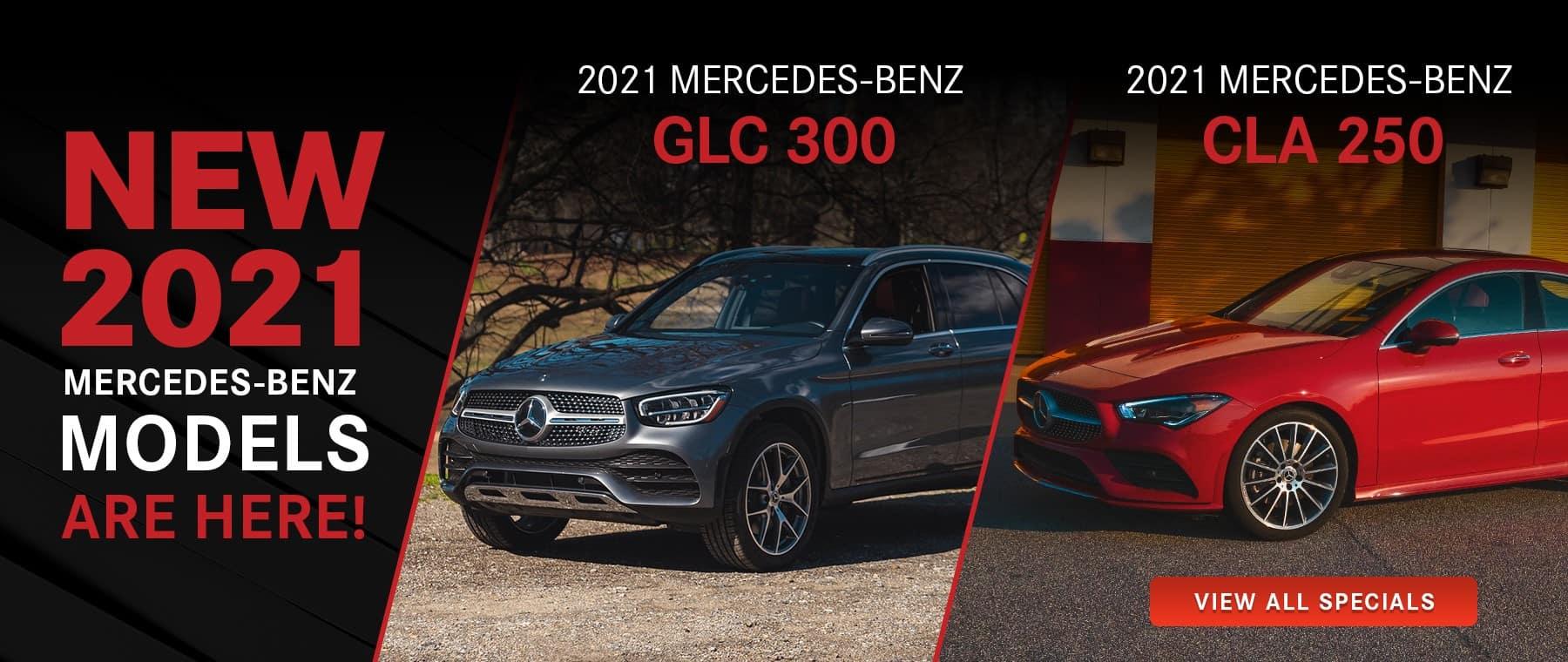 MB Laguna 2021 Models Offer