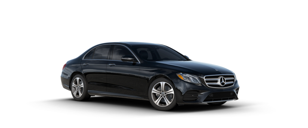2020 Mercedes-Benz E 350 Sedan - Previous Service Loaner