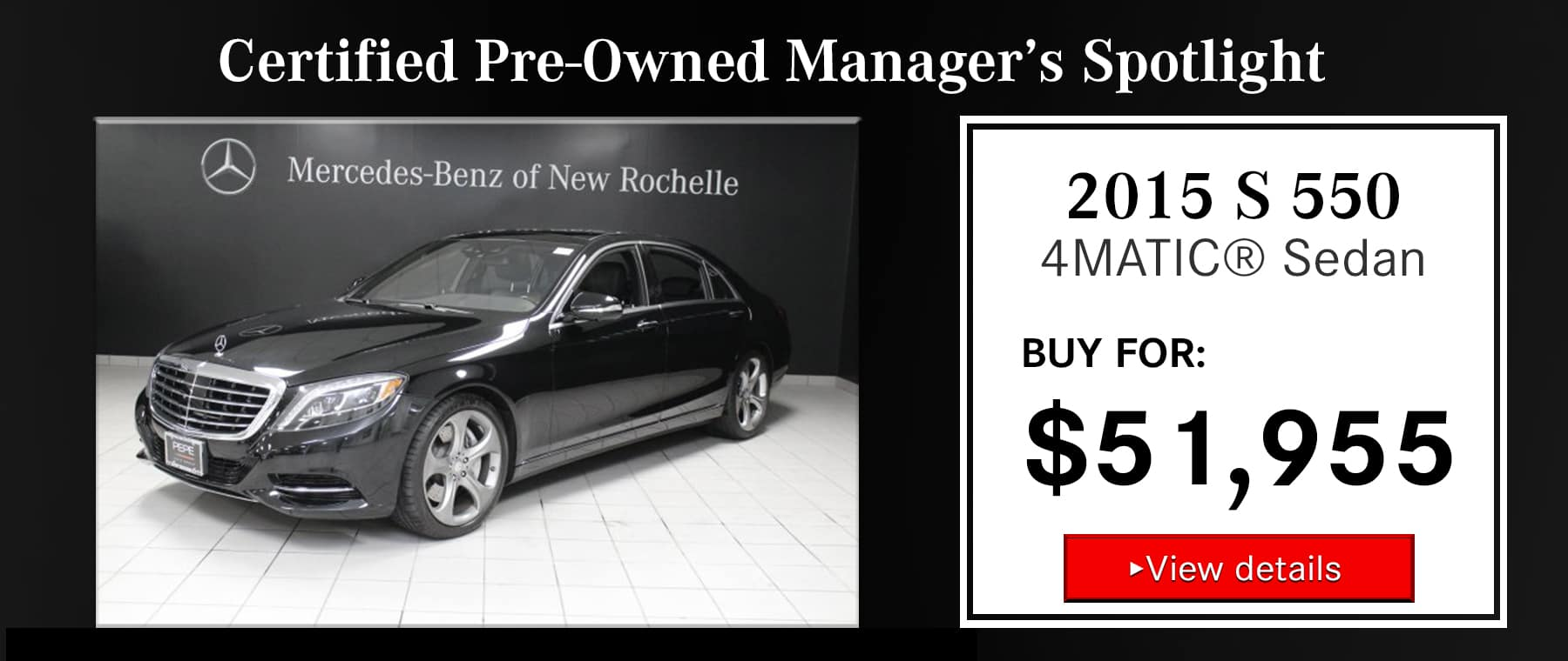 Mercedes-Benz of New Rochelle | Luxury Auto Dealer and Service
