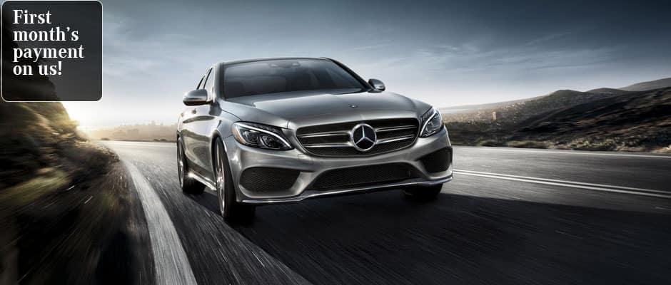 2018 Mercedes-Benz C 300 4MATIC® Sedan