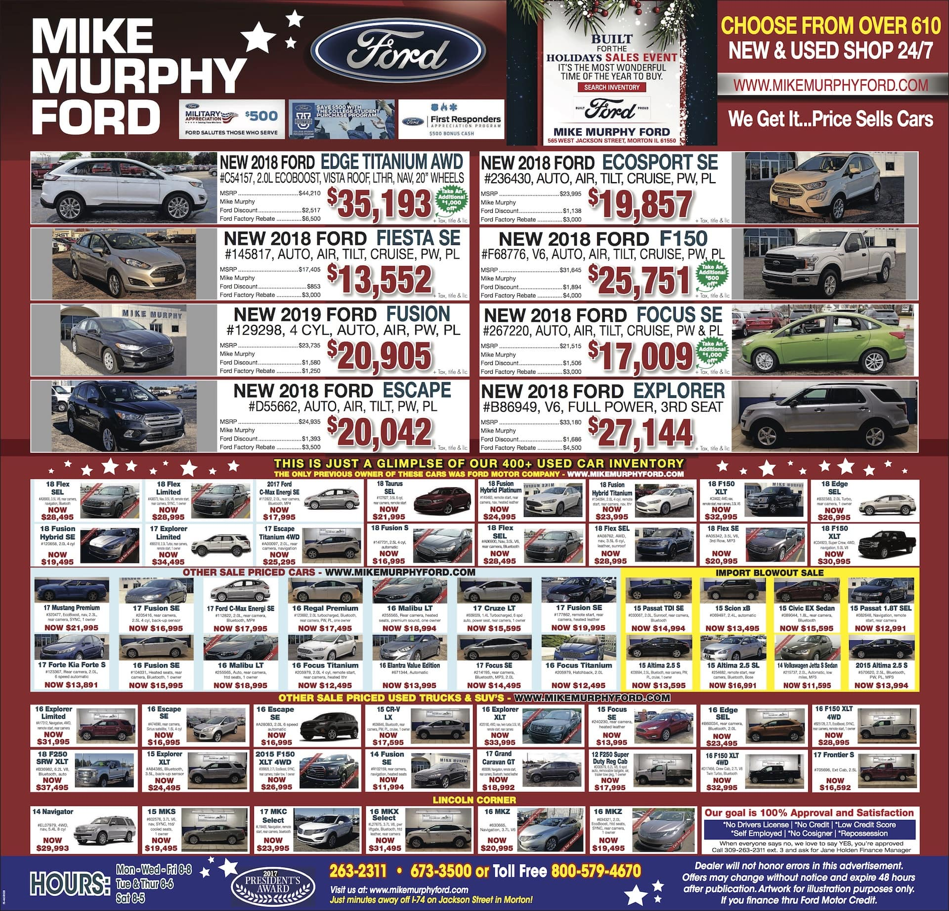 Mike Murphy Ford.11.16