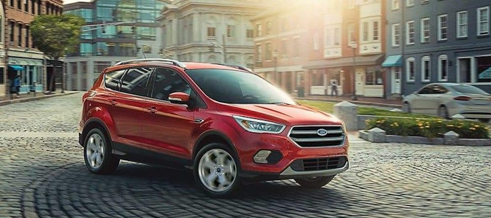 Ford Edge Towing Capacity >> How Much Can You Tow With A 2019 Ford Escape Mike Murphy Ford