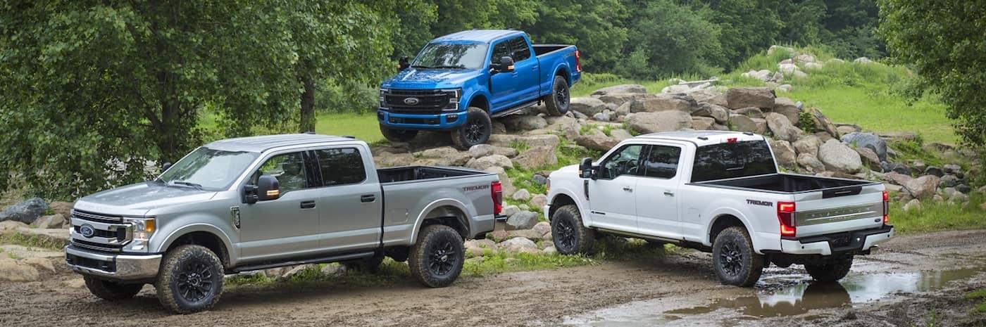 2020 Ford Heavy Duty Trucks