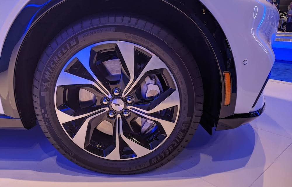 2020 Chicago Auto Show Ford Rims