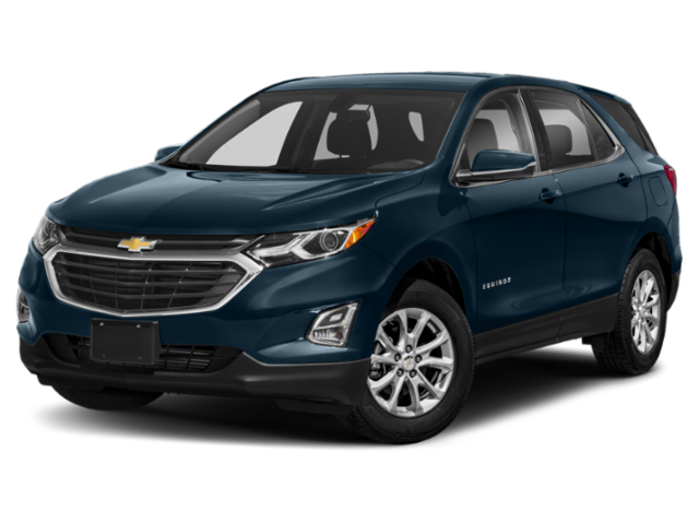 2020 Chevy Equinox blue