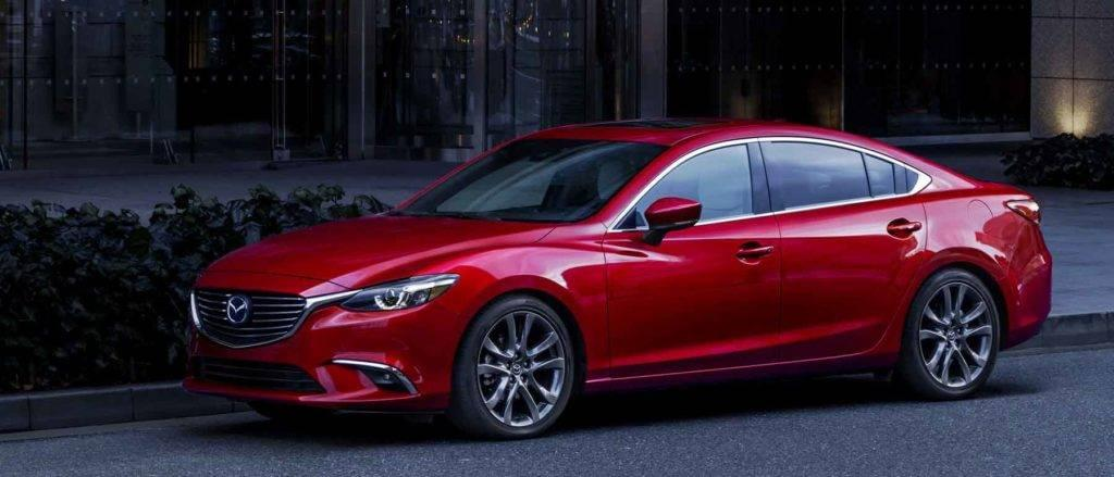 2017 Mazda6 Features Advanced Technology