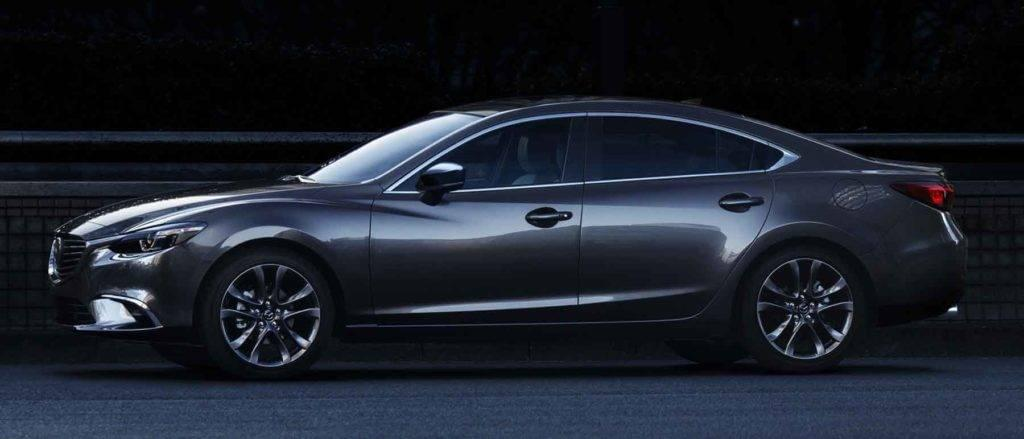 2017 Mazda6 Safety Features