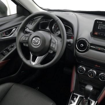 2017 Mazda CX-3 Interior