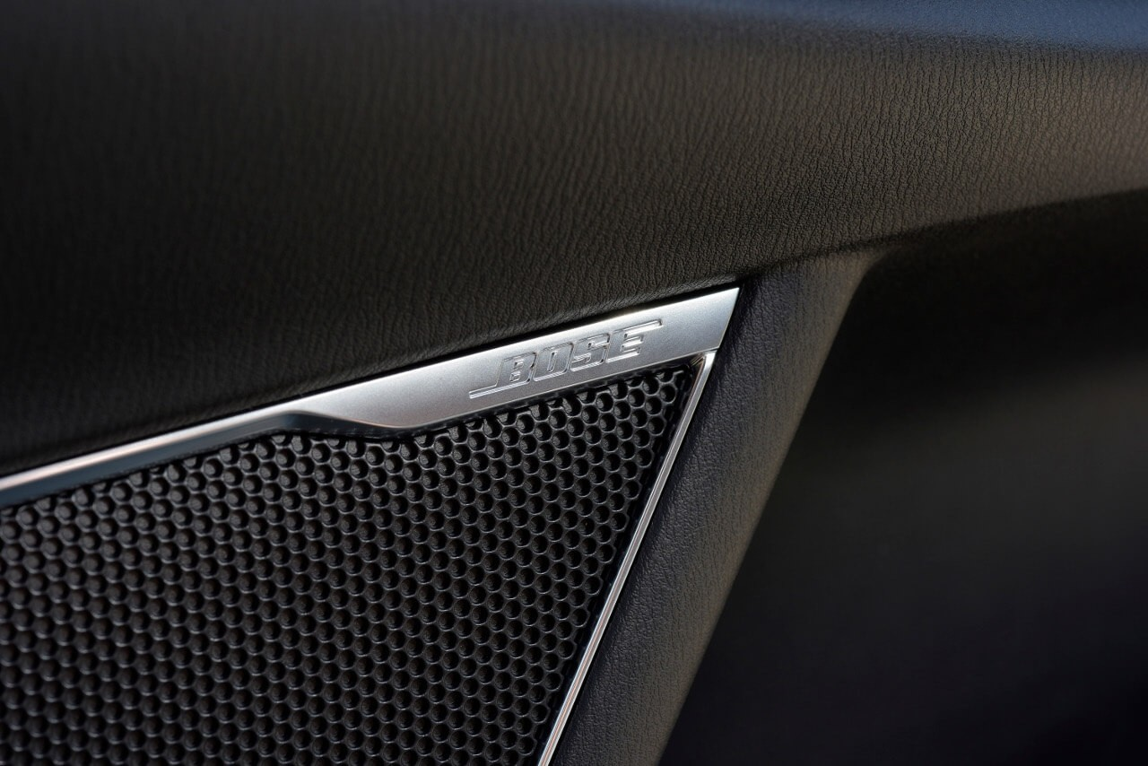 2017 Mazda CX-9 Bose Speakers