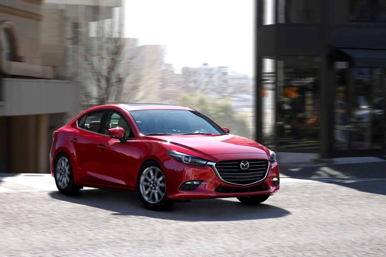 2017 Mazda3 Sedan