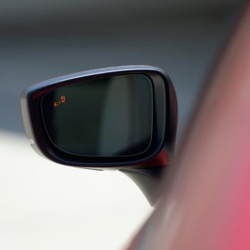 2017 Mazda6 Blind Spot Monitoring