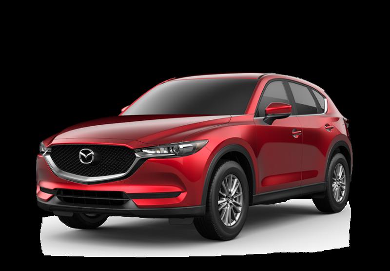 2017 Mazda CX-5 HERO