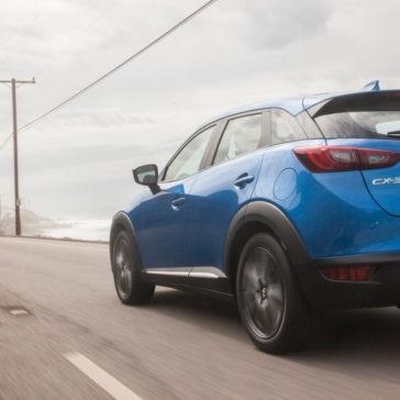 2017 Mazda CX-3 Rear Exterior