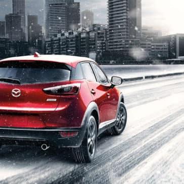 2018 Mazda CX-3 Exterior driving