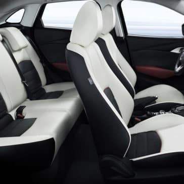 2018 Mazda CX-3 Interior Seating