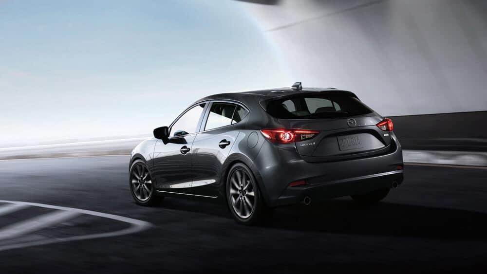 2018 Mazda3 Hatchback Exterior