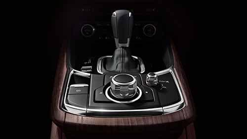 2018 Mazda CX-9 Interior Closeup Features