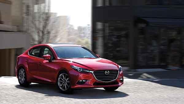 2018 Mazda3 4-Door