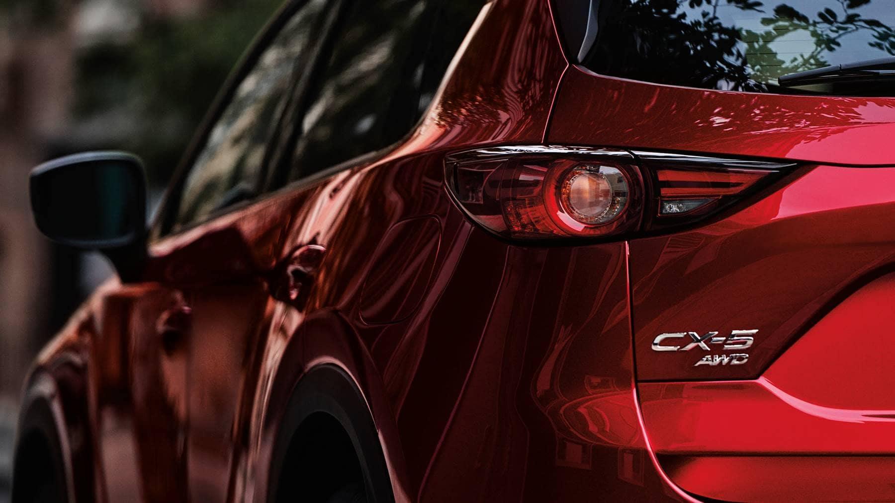 2018 Mazda CX-5 AWD