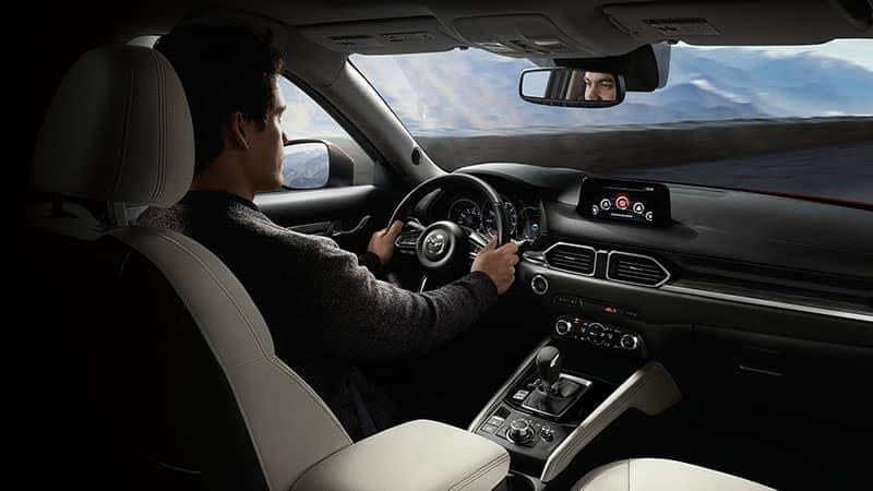 2018 Mazda CX-5 Driver Driving