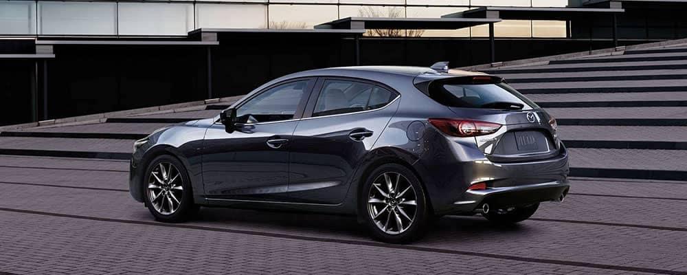 2018 Mazda3 5 Door Parked