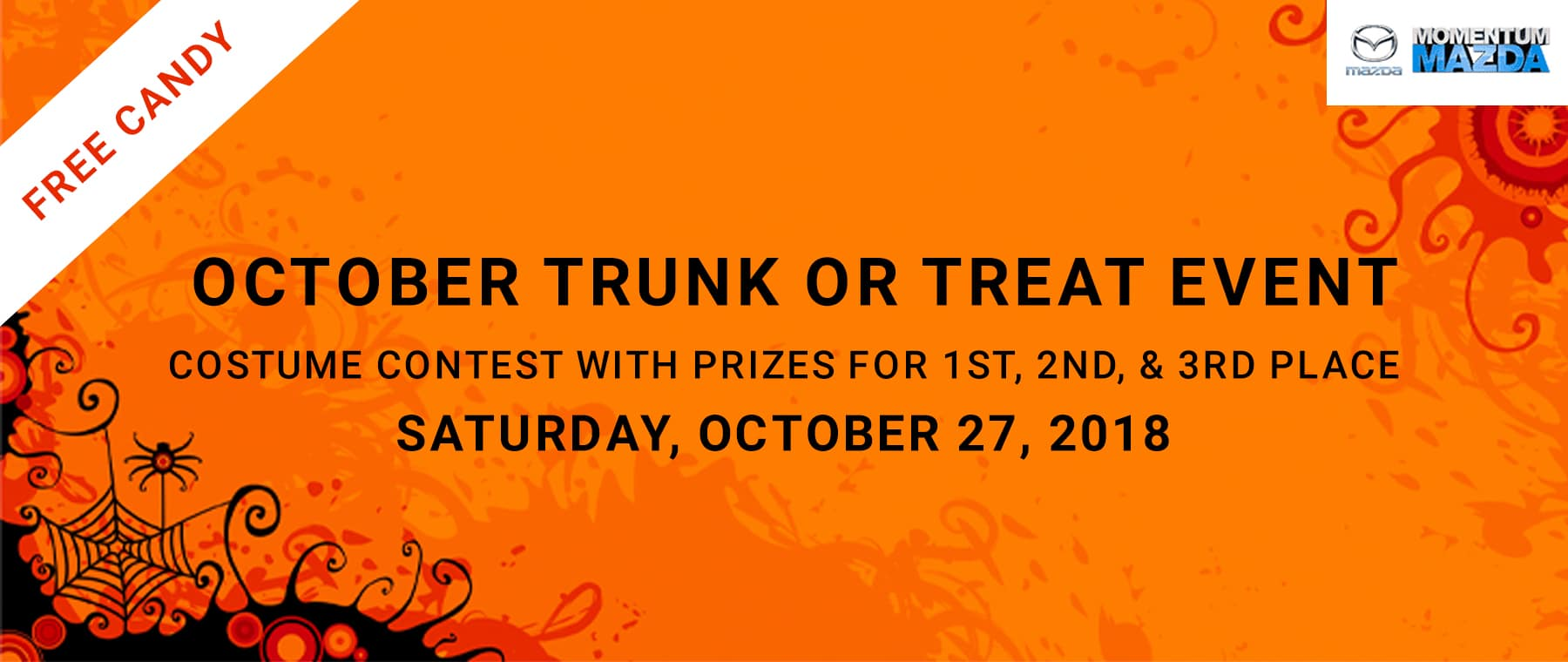 October Trunk or Treat