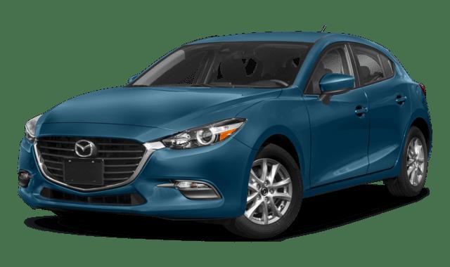 2018 Mazda3 5-Door