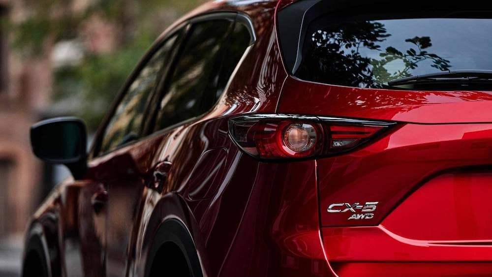 2019 Mazda CX-5 Grand Touring Reserve rear view