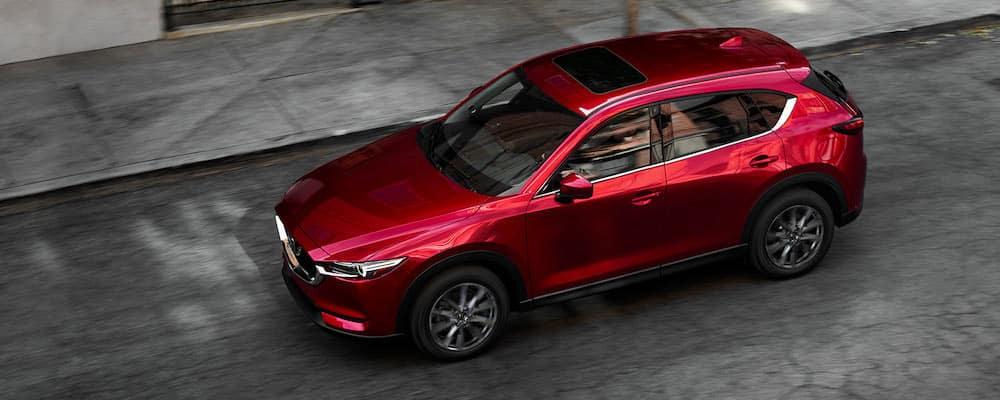 2019 Mazda CX-5 Grand Touring Reserve Cabin Acoustics Header