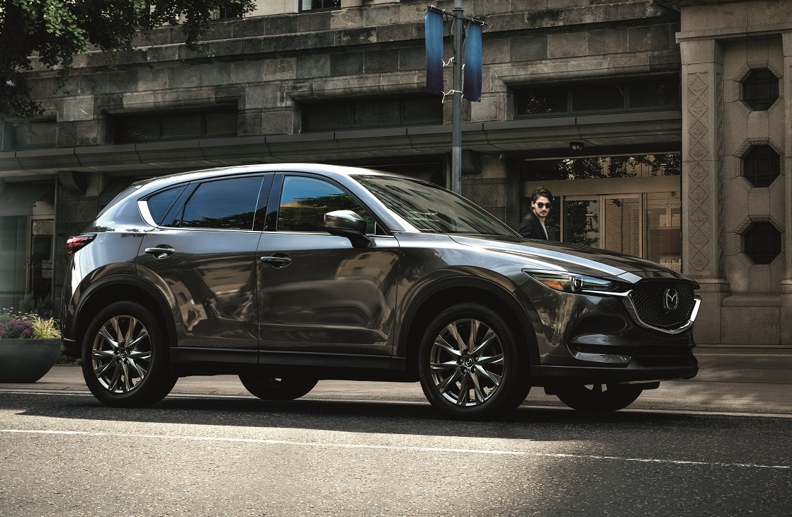 2019 Mazda CX-5 Engine Specs