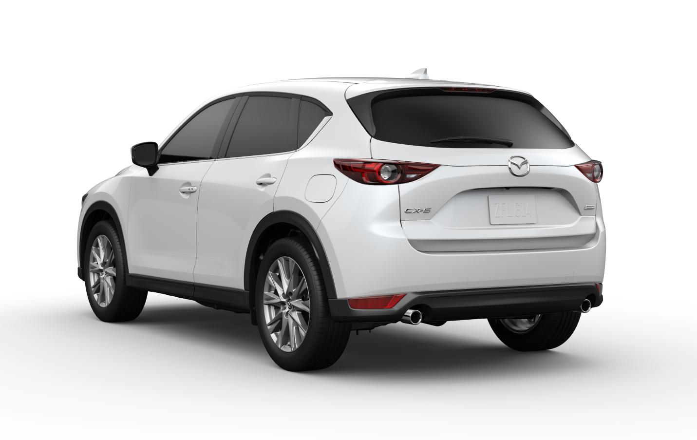 Mazda CX5 White