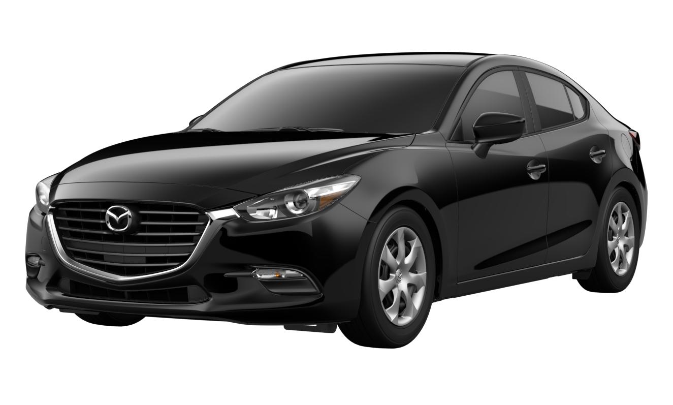 2019 Mazda3 Black