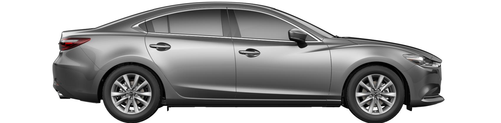 2019 Mazda6 Sport Gray