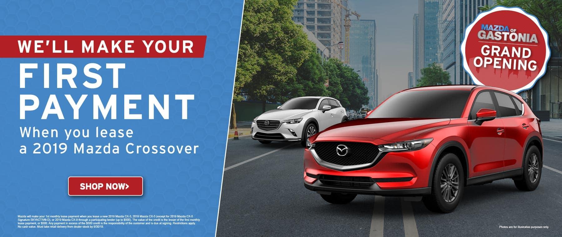 Mcadenville Motors Inventory >> New Used Mazda Dealer Gastonia Nc Mazda Of Gastonia
