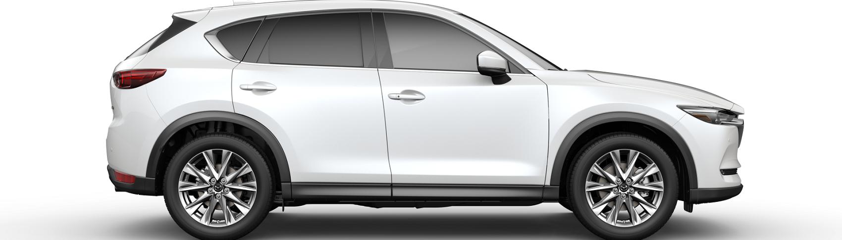 2019 Mazda CX5 White