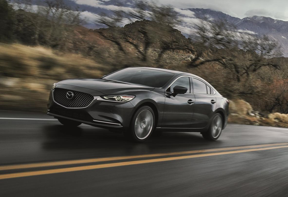 2019 Mazda6 Engine Specs