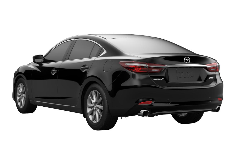 2019 Mazda6 Sport Trim